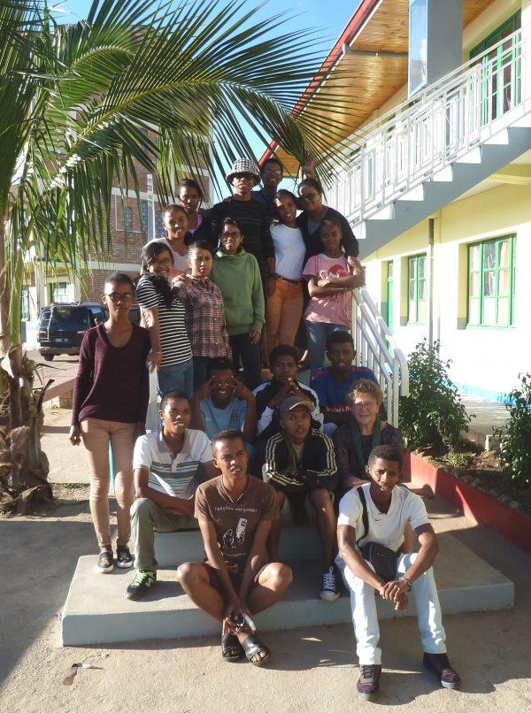 Groupe etudiant 2012